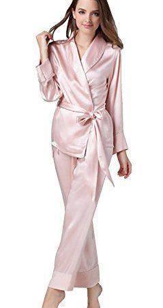 4bbe544c27 Silk Pajamas